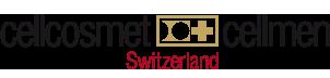 Logo Cellcosmet Cellmen Switzerland